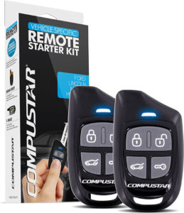 Compustar RSG6-FO Remote Start Kit for Ford, Lincoln, Mercury