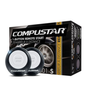 Compustar CS801-S Remote Start Bundle